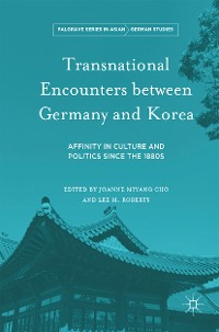 Cover Transnational Encounters between Germany and Korea