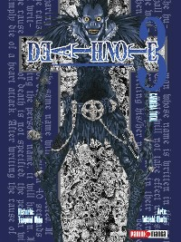 Cover Death Note 3