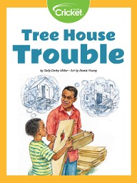 Cover Tree House Trouble