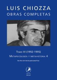 Cover Obras completas de Luis Chiozza Tomo VI