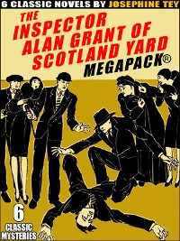 Cover The Inspector Alan Grant MEGAPACK®