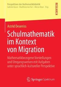 Cover Schulmathematik im Kontext von Migration