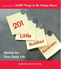 Cover 201 Little Buddhist Reminders