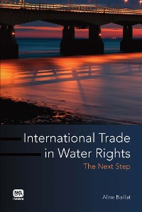 Cover International Trade in Water Rights