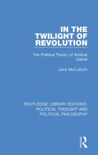 Cover In the Twilight of Revolution