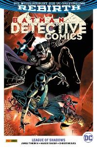 Cover Batman - Detective Comics, Band 3 (2. Serie) - League of Shadows
