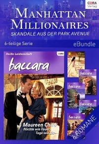Cover Manhattan Millionaires - Skandale aus der Park Avenue (6-teilige Serie)