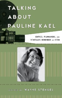 Cover Talking about Pauline Kael