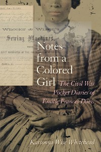 Cover Notes from a Colored Girl