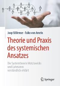 Cover Theorie und Praxis des systemischen Ansatzes