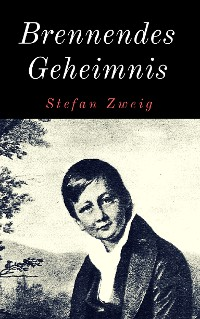 Cover Brennendes Geheimnis