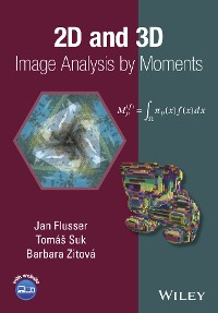 Cover 2D and 3D Image Analysis by Moments