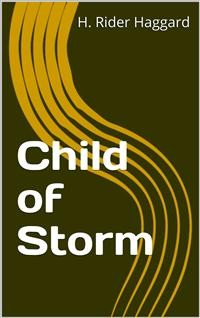 Cover Child of Storm