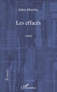 Cover Les effaces - roman