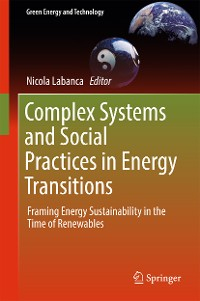 Cover Complex Systems and Social Practices in Energy Transitions