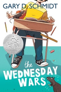 Cover Wednesday Wars