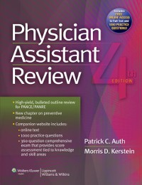 Cover Physician Assistant Review