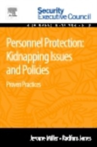 Cover Personnel Protection: Kidnapping Issues and Policies