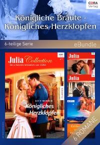 Cover Königliche Bräute - Königliches Herzklopfen (6-teilige Serie)