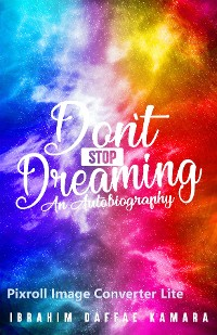 Cover Don't Stop Dreaming