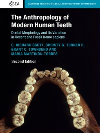 Cover The Anthropology of Modern Human Teeth