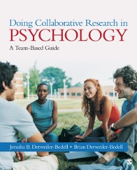 Cover Doing Collaborative Research in Psychology
