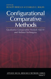 Cover Configurational Comparative Methods