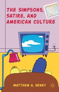 Cover The Simpsons, Satire, and American Culture