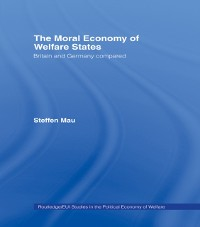 Cover Moral Economy of Welfare States