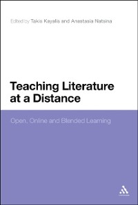 Cover Teaching Literature at a Distance