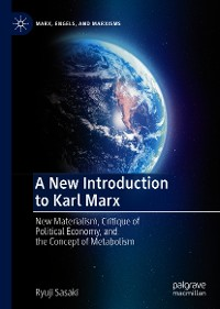 Cover A New Introduction to Karl Marx