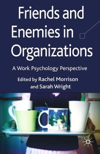 Cover Friends and Enemies in Organizations