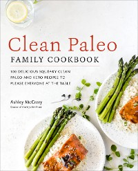 Cover Clean Paleo Family Cookbook