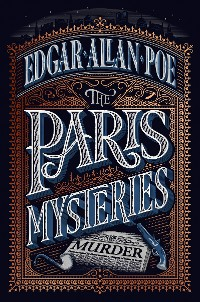 Cover The Paris Mysteries