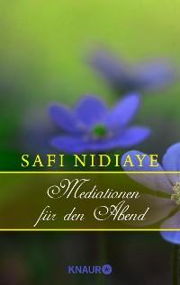Cover Meditationen für den Abend