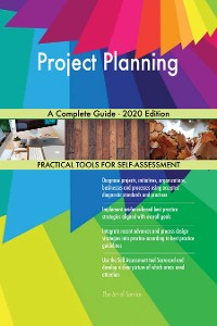 Cover Project Planning A Complete Guide - 2020 Edition