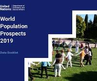 Cover World Population Prospects 2019: Data Booklet