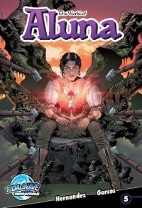 Cover The World of Aluna #5