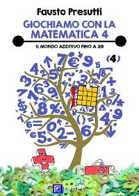 Cover Giochiamo con la Matematica 4