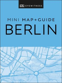 Cover DK Eyewitness Berlin Mini Map and Guide