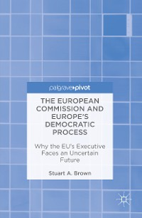 Cover The European Commission and Europe's Democratic Process