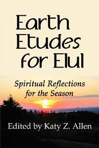 Cover Earth Etudes for Elul