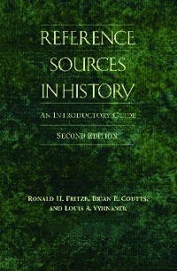 Cover Reference Sources in History