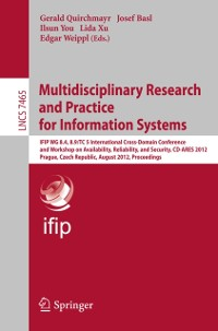 Cover Multidisciplinary Research and Practice for Informations Systems