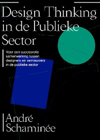 Cover Design thinking in de publieke sector