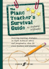 Cover The Piano Teacher's Survival Guide