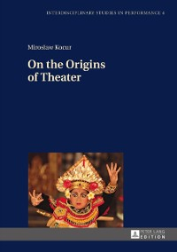 Cover On the Origins of Theater