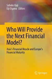 Cover Who Will Provide the Next Financial Model?