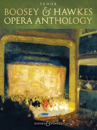 Cover Boosey & Hawkes Opera Anthology--Tenor