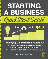 Cover Starting a Business QuickStart Guide